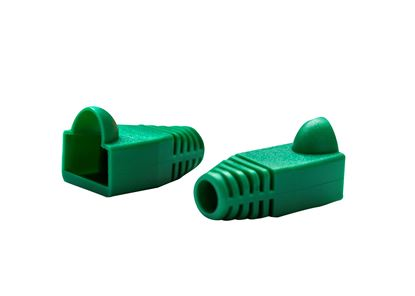 Picture of DYNAMIX GREEN RJ45 Strain Relief