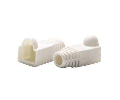 Picture of DYNAMIX WHITE RJ45 Strain Relief