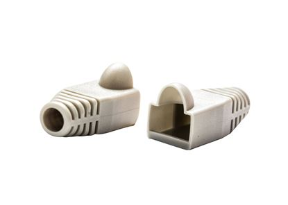 Picture of DYNAMIX BEIGE RJ45 Strain Relief