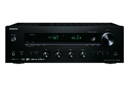 Picture of ONKYO Network Stereo Receiver.