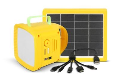 Picture of PROMATE 3-in-1 Portable LED Camping Light with 4400mAh Power Bank,