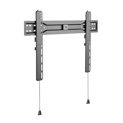 Picture of BRATECK 37'-75' Ultra-Slim wall bracket. Max load: 35kg.