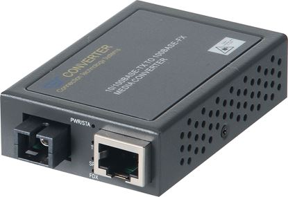 Picture of CTS Compact Fast Ethernet WDM Converter 10/100Base-TX RJ45 to