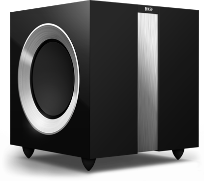 """Picture of KEF Twin 9""""250W Powered Subwoofer. 2x 250W (500W) built-in Class-D"""