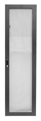 Picture of DYNAMIX Front Mesh Door for 45RU 600mm Wide Server Cabinet.