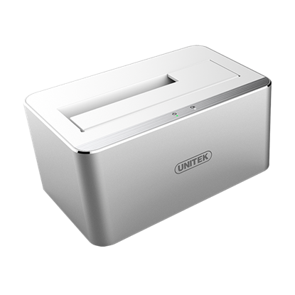 Picture of UNITEK USB3.0 to SATA 6G 2.5'/3.5' HDD Docking Station with USAP (USB