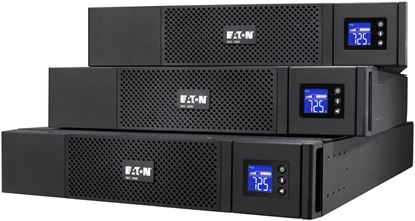 Picture of EATON 5SX 1750VA/230V Rack/Tower 2U Pure sinewave output. 2RU.