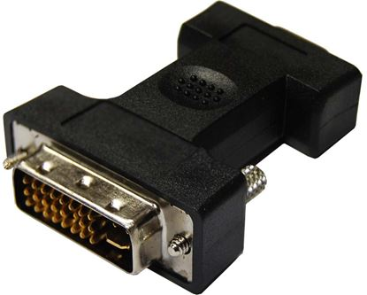 Picture of DYNAMIX DVI-I 24+5 Male to HD15 VGA Female Adapter