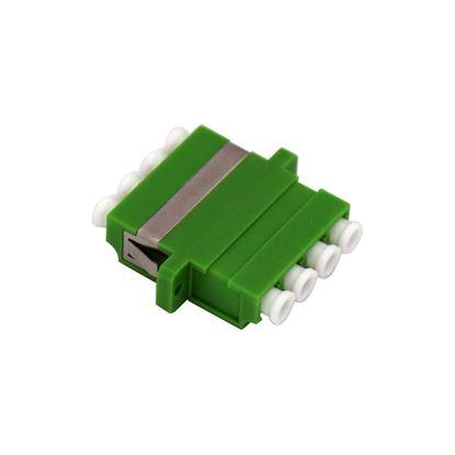 Picture of DYNAMIX Fibre LC-APC to LC-APC Quad, Single-mode Joiner,