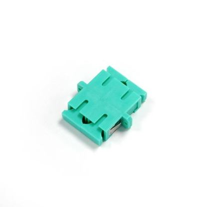 Picture of DYNAMIX Fibre SC to SC Duplex, Multimode Joiner, PhBr sleeve,