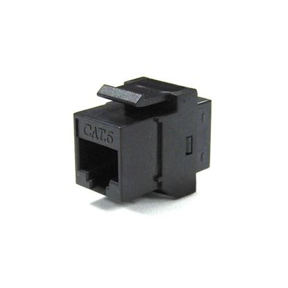 Picture of DYNAMIX Cat6 Rated RJ45 8C Joiner, 2-Way (2x RJ45 Sockets)