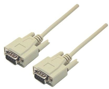 Picture of DYNAMIX 2m DB9 Male/Male Cable, Moulded