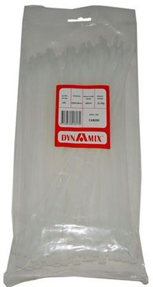 Picture of DYNAMIX 250mm x 4.8mm Cable Tie (Packs of 100)