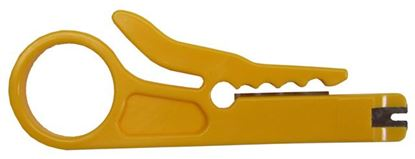 Picture of HANLONG Economic UTP/STP Cable Stripper & 110 Insertion Tool.