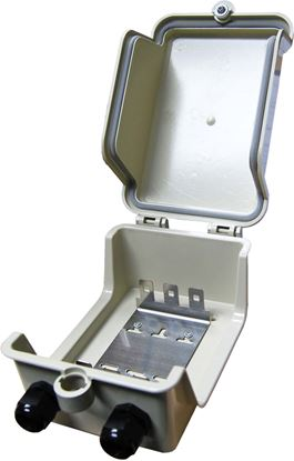 Picture of DYNAMIX 30 Pair Outdoor Distribution Box (3 x 10 Position).