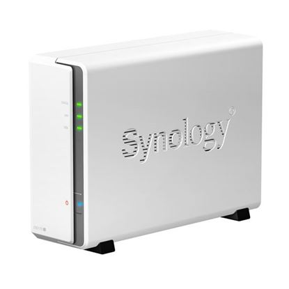 Picture of SYNOLOGY DiskStation 1Bay NAS, CPU: Marvell Armada 370, 800MHz.