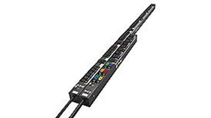 Picture of EATON G3 16A IEC 309, 24 Port, 20x C13, 4x C19 Basic PDU.