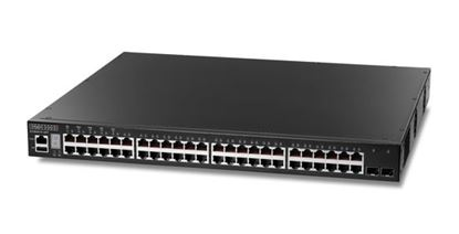 Picture of EDGECORE 52 Port Gigabit Managed L2 Switch 48x GE RJ-45, 2x 10G Uplink,