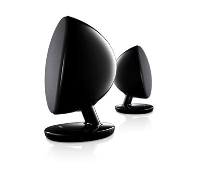 Picture of KEF EGG Wireless Digital Music System. Wireless high resolution
