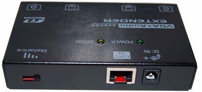 Picture of REXTRON Remote Unit for EVA Series. Video & Audio Extenders, Colour