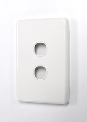 Picture of AMDEX Dual Port Face Plate