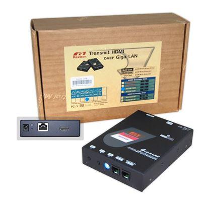 Picture of REXTRON HDMI Extender - Receiver Extends HD video over Gigabit LAN.