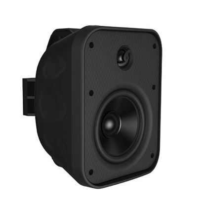 "Picture of LUMI AUDIO 5.25"" 2-Way Wall Mount Speaker Indoor/Outdoor. RMS 60W."