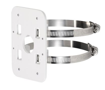 Picture of DAHUA Pole Mount Bracket for Security Cameras.