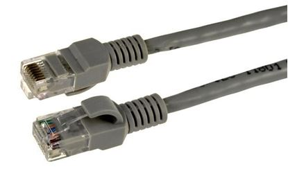 Picture of DYNAMIX 7.5m Cat5e CCA Beige UTP Patch Lead (T568A Specification)