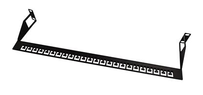 Picture of DYNAMIX 19' Rear Cable Management Support Bar. Accompanies any 19""