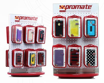 Picture of PROMATE Desktop Retail display Stand.  48 x 48 x 71cm. **Products