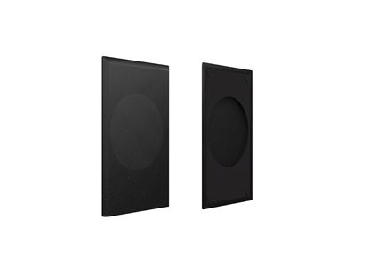 Picture of KEF Cloth Grille For Q150 Speaker. Colour Black. SOLD AS PAIR.