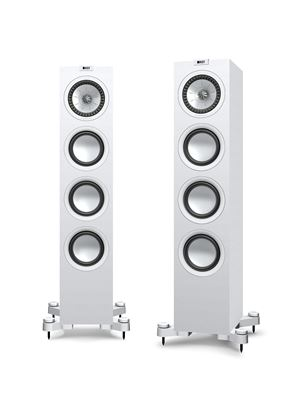 Picture of KEF Floor standing Speaker. Two & half-way bass reflex. Uni-Q