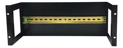 """Picture of DYNAMIX 4RU DIN 19"""" Rackmount, 89mm Deep."""