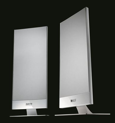 "Picture of KEF 4.5"" Satellite Speaker. Ultra-slim bass driver. Large"