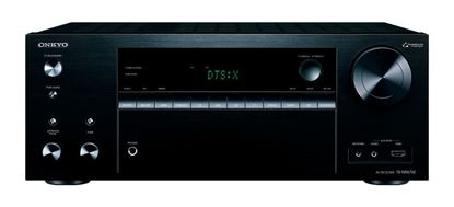 Picture of ONKYO 7.2 Channel 2 Zone AV Receiver. HDMI 7 in, 2 out.