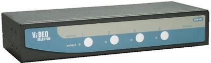 Picture of REXTRON 4 Port, VGA Video Selector 4x VGA Input 2x VGA Output.