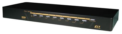 Picture of REXTRON 1 to 8 Port DVI/HDMI Splitter