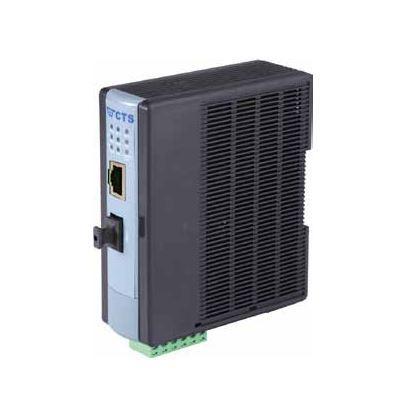Picture of CTS Gigabit PoE SC Multimode Fibre Media Converter. PoE/PSE.
