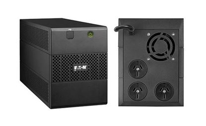 Picture of Eaton 5E UPS 1100VA/660W, 3x ANZ OUTLETS, Fan