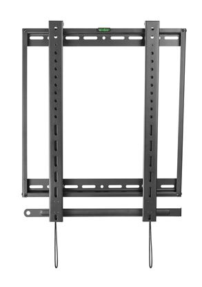 Picture of BRATECK 45'-75' Portrait wall mount bracket. Max load: 50kgs.