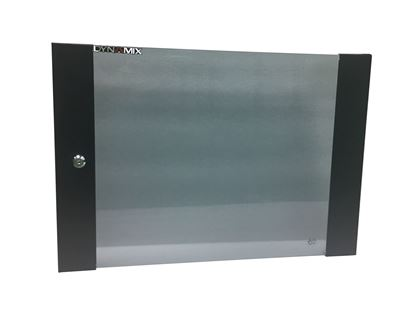 Picture of DYNAMIX 12RU Glass Front Door for RSFDS/RWM Series Cabinets