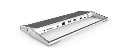 Picture of UNITEK USB3.0 USB-C Docking Station . USB-C devices MacBook, Chromebook