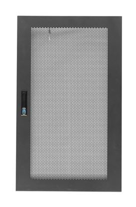 Picture of DYNAMIX Front Mesh Door for 22RU 600mm Wide Server Cabinet.