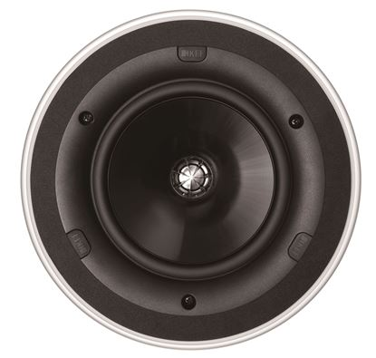 """Picture of KEF Ultra Thin Bezel 6.5"""" Round In-Ceiling Speaker. 160mm Uni-Q"""