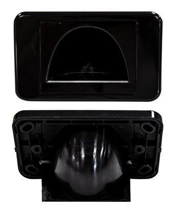 Picture of DYNAMIX AV Reverse Bull Nose Brush Plate.