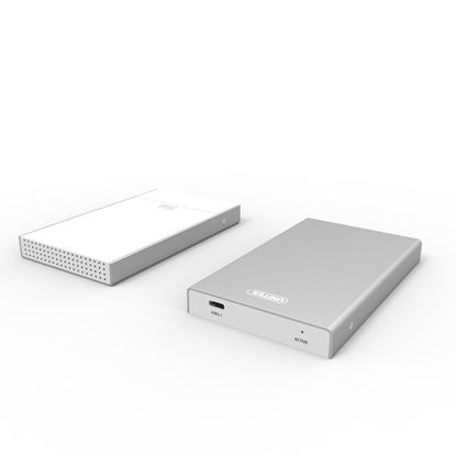 "Picture of UNITEK USB3.1 GenII Type-C to 2.5"" SATA 6G SSD/HDD Enclosure"