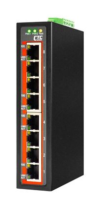 Picture of CTC UNION 8 Port Fast Ethernet Unmanaged Switch.-10C~60C.