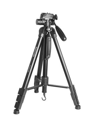 Picture of PROMATE Aluminium Camera Tripod. 55-178cm Height Adjustment. 360