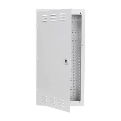 Picture of DYNAMIX 28' FTTH Network Enclosure Recessed Wall Mount with Vented Lid